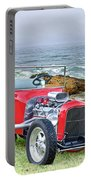 1927 Ford T Bucket Roadster 'on The Greens' Portable Battery Charger
