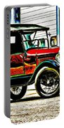 1927 Model T Ford Roadster Portable Battery Charger