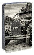 1929 Ford Model A Pickup Portable Battery Charger