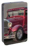 1929 Ford Model A Tudor Sedan Portable Battery Charger by Gene Healy