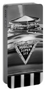 1929 Hudson Cabriolet Hood Ornament 2 Portable Battery Charger