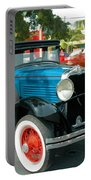 1929 Marmon Roosevelt 8 Sedan Portable Battery Charger