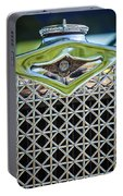 1930 Db Dodge Brothers Hood Ornament And Grille Portable Battery Charger