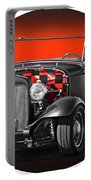 1930 Ford 'red Ball Express' II Portable Battery Charger