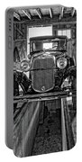 1930 Model T Ford Monochrome Portable Battery Charger