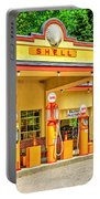 1930s Shell Gas Station Portable Battery Charger