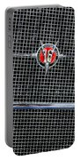 1931 Cadillac Phaeton Grille And Headlights Portable Battery Charger