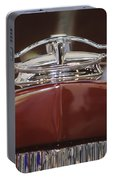 1931 Packard 840 Roadster Hood Ornament Portable Battery Charger