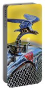 1932 Alvis Hood Ornament Portable Battery Charger