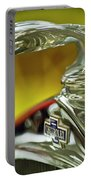 1932 Chevrolet Hood Ornament Portable Battery Charger
