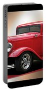 1932 Ford 'cherry Bomb' Sedan Portable Battery Charger