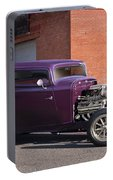 1932 Ford 'grape Soda' Coupe Portable Battery Charger