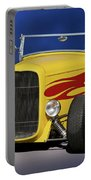 1932 Ford Roadster 'hiboy' Portable Battery Charger