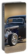 1932 Ford 'silky Satin' Coupe I Portable Battery Charger