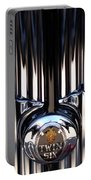 1932 Packard 12 Convertible Victoria Emblem Portable Battery Charger