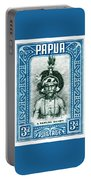 1932 Papua New Guinea Native Dandy Postage Stamp Portable Battery Charger