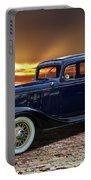 1933 Chevrolet 4 Door Eagle Sedan Portable Battery Charger