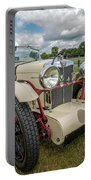 1933 Mg Sports Car Portable Battery Charger