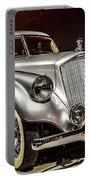 1933 Pierce-arrow Silver Arrow Portable Battery Charger