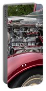 1934 Chevy Truck Motor Portable Battery Charger