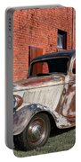 1934 Ford 'patina Plus' Coupe Portable Battery Charger
