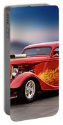 1934 Ford 'three Window' Coupe I Portable Battery Charger