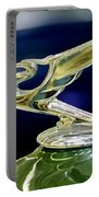 1935 Chevrolet Hood Ornament Portable Battery Charger