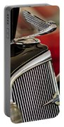 1935 Chevrolet Optional Eagle Hood Ornament Portable Battery Charger