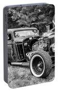 1935 Chevy Sedan Rat Rod Portable Battery Charger