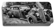 1935 Chevy Sedan Rat Rod Portable Battery Charger