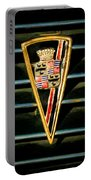 1936 Cadillac Fleetwood Emblem Portable Battery Charger