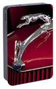 1936 Ford 68 Pickup Hood Ornament Portable Battery Charger