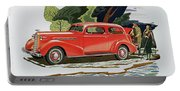 1936 La Salle Two Door Touring Sedan Portable Battery Charger