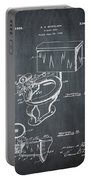 1936 Toilet Bowl Patent Chalk Portable Battery Charger