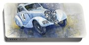 1937 Aero 750 Sport Coupe Portable Battery Charger