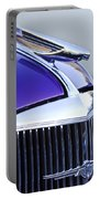 1937 Chevrolet Hood Ornament 2 Portable Battery Charger