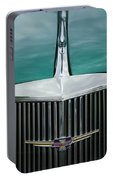 1937 Chevrolet Hood Ornament 4 Portable Battery Charger