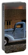 1937 Chevy Pickup Truck Portable Battery Charger