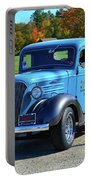 1937 Chevy Truck Portable Battery Charger