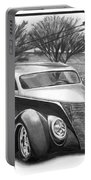 1937 Ford Sedan Portable Battery Charger