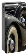 1937 Lincoln K Brunn Abstract Portable Battery Charger