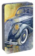 1937 Skoda Popular Sport Monte Carlo Portable Battery Charger