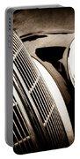 1938 Bmw 327-8 Cabriolet Grille Emblem -1526s Portable Battery Charger