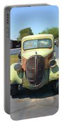 1938 Ford Truck Portable Battery Charger