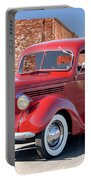 1939 Ford 'stake Bed' Pickup Truck I Portable Battery Charger