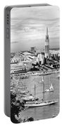 1939 Treasure Island View Portable Battery Charger
