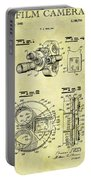 1940 Film Camera Patent Portable Battery Charger