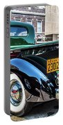 1941 Chevy Truck Portable Battery Charger