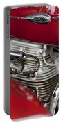1941 Indian 4 Cyl Motorcycle Portable Battery Charger
