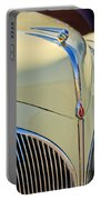 1941 Lincoln Continental Cabriolet V12 Grille Portable Battery Charger